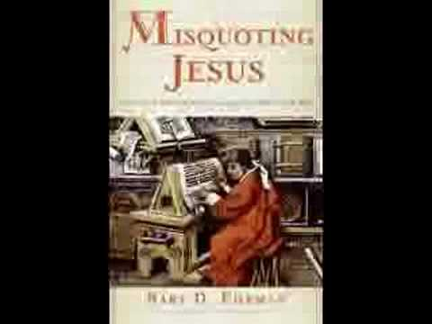 Bible scholar - Dr. Bart D Ehrman - YouTube