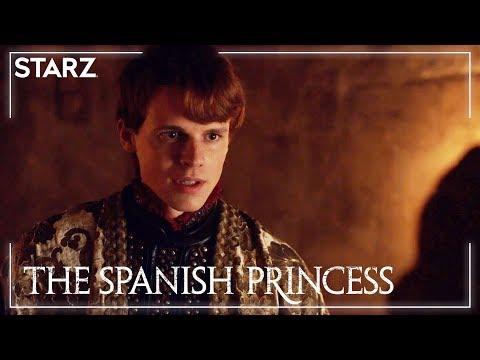 Fickle The Spanish Princess Starz Youtube