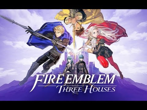 Eagles/Hard/Classic Fire Emblem: Three Houses Blind Playthrough Live! Part 21