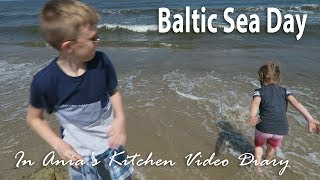 Ania's Video Diary - Baltic Sea Day - Daily Vlog