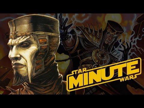 Naga Sadow (Legends) - Star Wars Minute