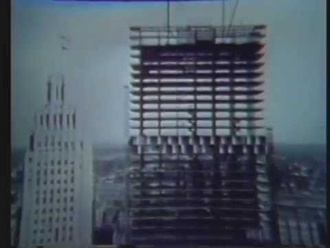 1973 Winston-Salem Promotional Film  Winston-Salem - Same Town, New City.