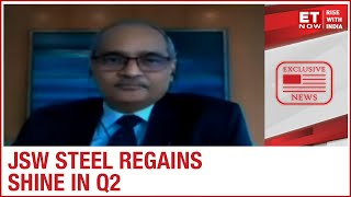 JSW Steel Exclusive: Strong Demand Recovery In Steel