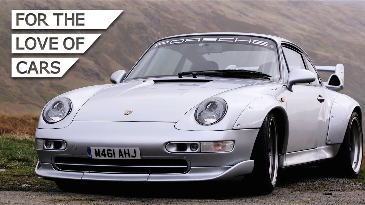 Porsche 911 (993) GT2: Charles Morgan's Classics - Carfection - YouTube