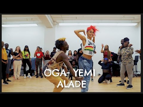 Download Oga   Yemi Alade   Ejay and Bianca Choreography