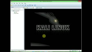 How to Install Kali Linux in VMware Step By Step