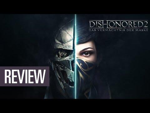 Dishonored 2 Test: Wertungsabzug wegen PC-Performance