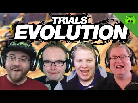 Idioten auf Motorrädern «» Let's Play Trials Evolution # 4 | 60 FPS HD