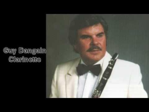 Guy Dangain clarinette Bela Kovács Hommage À Paganini
