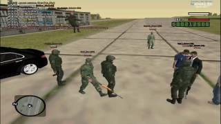 Спец Операция против Макеевской Бригады    Namalsk Rp