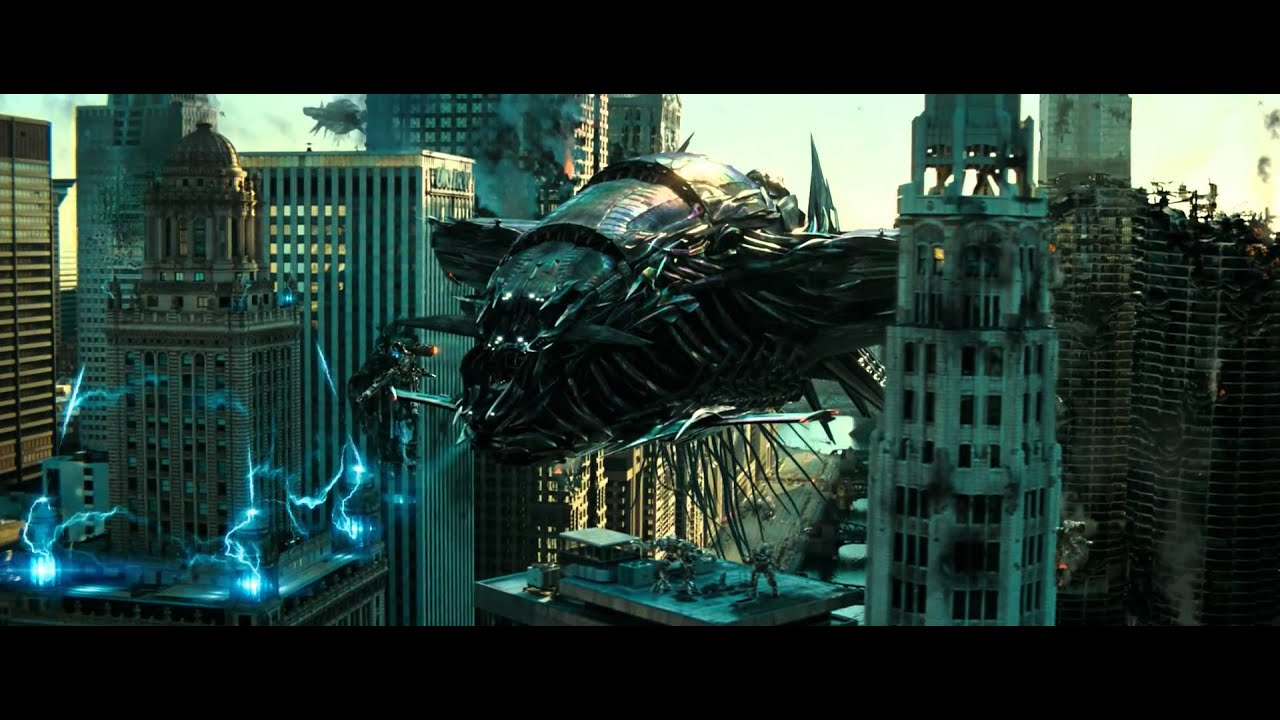 transformers 3 dark of the moon hd official trailer
