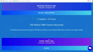 MB8Coin [MB8] - Legit MultiBuy Cryptocurrency Travel & Holiday Coin
