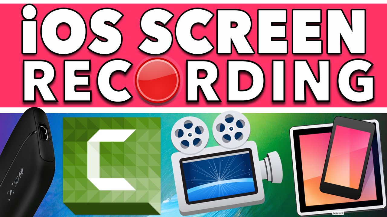 How To Record Your iPhone Screen – The Epic Guide To iOS Screen