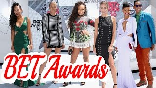 All The Best Dressed at the 2016 BET Awards | Red carpet | Style Celebrity