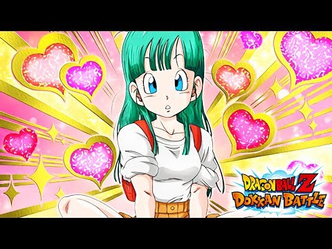 THE NEXT GOKU JR! 100% POTENTIAL YOUTH BULMA MONO TEQ SHOWCASE! DBZ Dokkan Battle