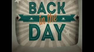 Free Rap Instrumental - Back in the Day