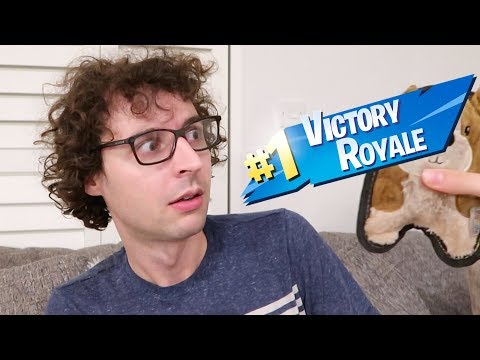 Solo Victory Royale In Fortnite - 1 Week Challenge - Part 7