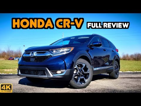 2019 Honda CR-V: FULL REVIEW + DRIVE | The Ultimate Family Vehicle?