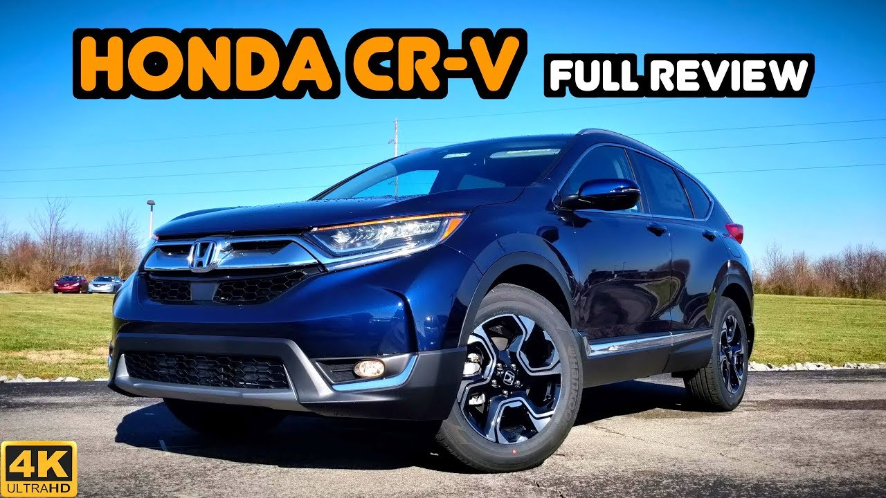 2019 honda cr v full review drive the ultimate family. Black Bedroom Furniture Sets. Home Design Ideas