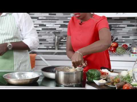 Chef it Up - Fish En Papillote- Chef Jamall Petty