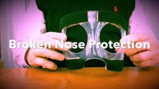 Basketball Face Mask / Broken Nose