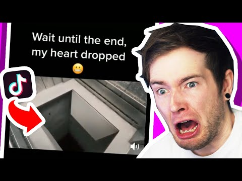 These Tik Toks Will SCARE YOU! - DanTDM