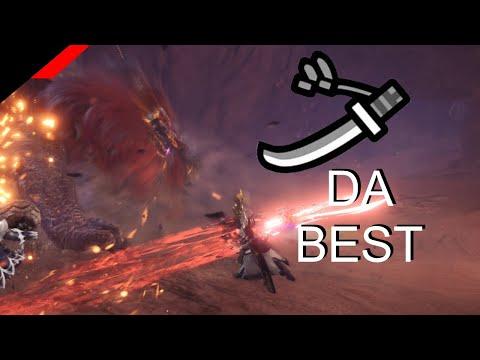 Long Sword is Da Best Weapon // Monster Hunter World: Iceborne |