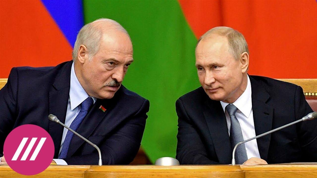 Тактика последнего боя. Почему обращение Лукашенко так похоже на выступления Путина?