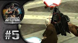 Star Wars Battlefront: Renegade Squadron (PSP) HD Gameplay: Mustafar | Galactic Civil War: Rebels