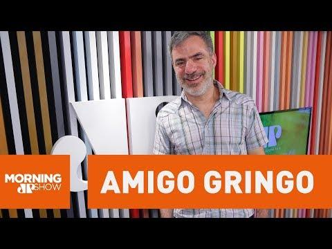 Entrevista Completa Com Amigo Gringo