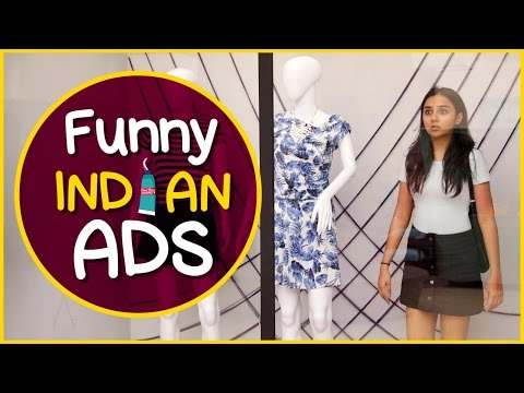 Best Indian Ads | If Ads Were Real Life | MostlySane