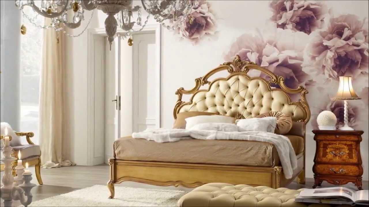 итальянская мебель спальни Youtube