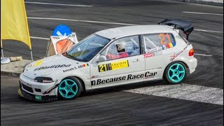 Honda Civic Eg Time Attack Project - Build steps - Because RaceCar Civic B16 by NEB' Garage Part.3