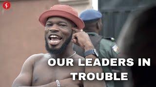 BRODASHAGGI curses NIGERIA SENATOR