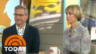 Steve Carell And Kristen Wiig On 'Despicable Me 3' And His New Gray Hair | TODAY