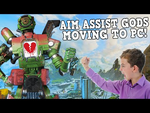 Why All The Best Console Players Are Moving To PC! Aim Assist About To Get INSANE!?