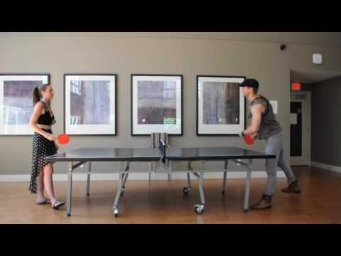 Ping Pong with Jason Cermak