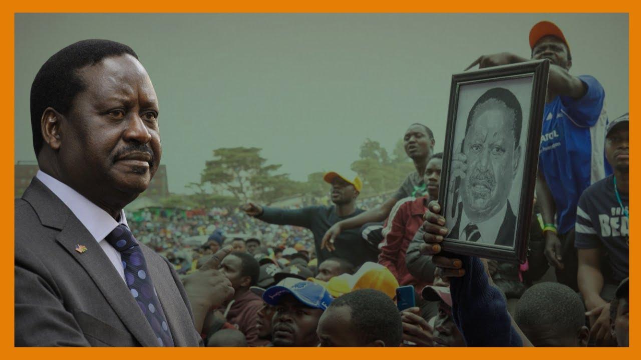 Download Raila aahidi mpango wa kupatia familia maskini Ksh.6,000 kila mwezi