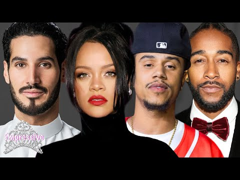 Rihanna breaks up with Hassan Jameel  Omarion orders Fizz to stay away from his kids Kenya vs NENE