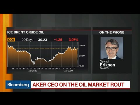 Expect High Volatility, Low Oil Prices For Next Few Years: Aker CEO