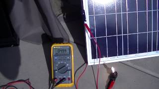 Renogy Vs Windy Nation 100w Polycrystalline Solar panel comparison