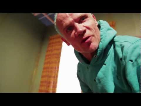 Red Hot Chili Peppers - Look Around [Behind The Scenes Of The Interactive Video] 4 Thumbnail image