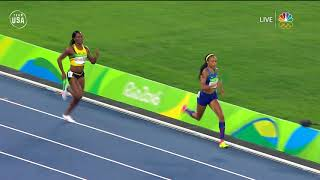 Allyson Felix Leads Team USA To Gold