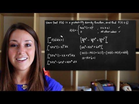 Probability density functions (KristaKingMath)
