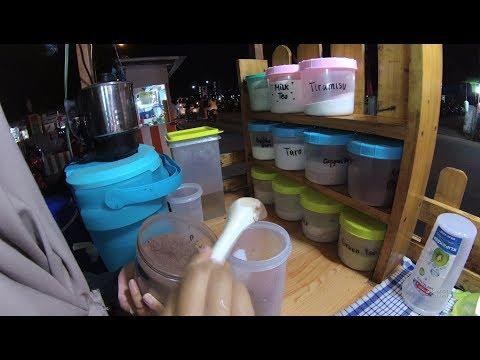 Indonesia Singkawang Street Food 2475 Part.1 Modus Bubble Drink YDXJ0433
