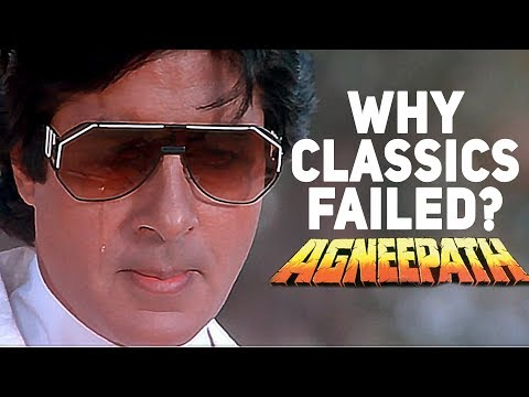 Why Classics Failed  Episode 6  Agneepath  Amitabh Bachchan  Mukul S Anand