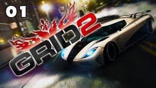 ★ GRiD 2 - Gameplay Walkthrough Part 1 [PC][HD]
