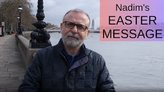 'O Jerusalem, Jerusalem!' Nadim's Easter message