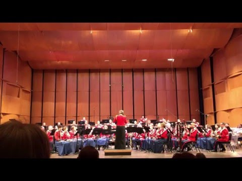 "2/28/16 ""The Planets,"" Gustav Holst, transcribed by Merlin Patterson, US Marine Band"