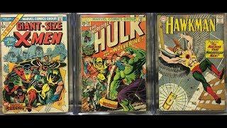 Comic Book Haul 2018 | Variant Covers & MEGA KEY CGC Unboxing!
